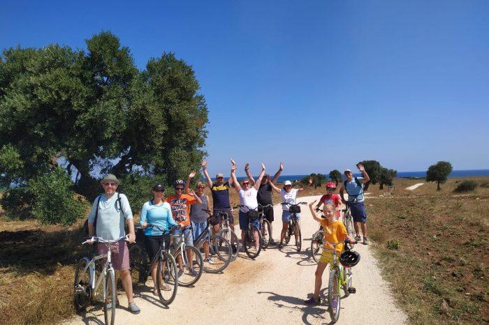 Bike tour dell'olio